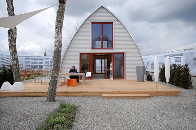 Go Tic Modulhaus Eckedesign